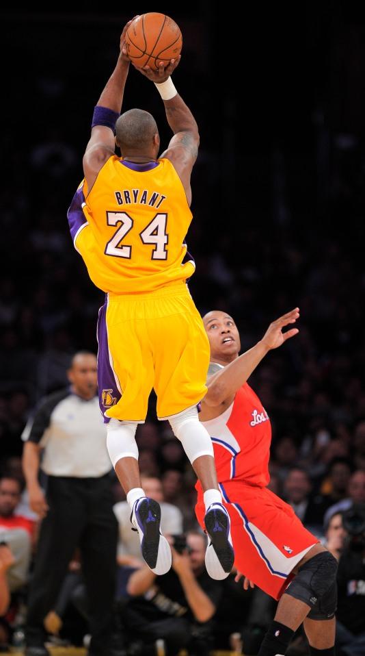 Kobe Bryant, Caron Butler